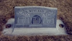 R Ernest Weyland