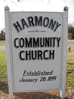 Harmony Community Church Cemetery