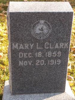 Mary Leora <i>Viers</i> Clark