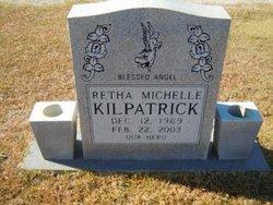 Retha Michelle <i>Kilpatrick</i> Baker