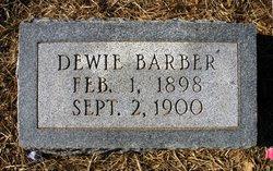 Dewie M. Barber