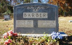 Dollie Ann Barber