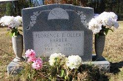 Florence E. <i>Oller</i> Barber
