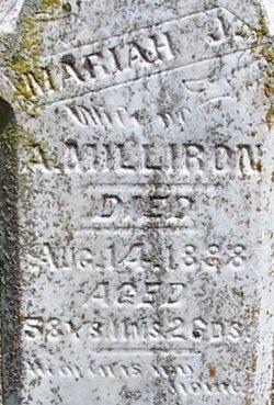 Mariah J <i>Walton</i> Milliron