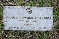 George Lynwood Alexander