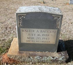 Walter Baucom