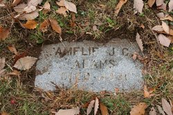 Amelie J. C. <i>McLane</i> Adams
