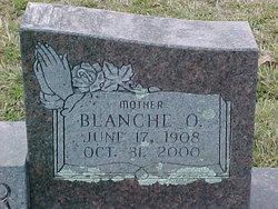 Blanche Ollie <i>Robbins</i> Dingler