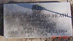 Curtis Raymond Heath