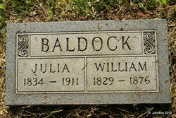 Juliette Ella Julia <i>Bybee</i> Baldock