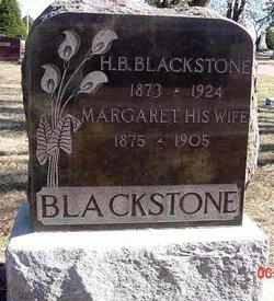 Margaret Blackstone