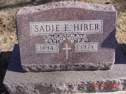 Sadie E <i>Matthews</i> Hiber