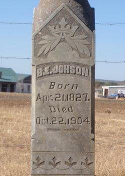 Ben E Johnson