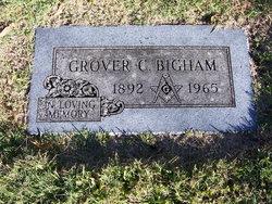 Grover Cleveland Bigham