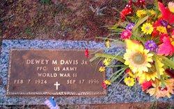 Dewey Morgan Davis, Jr