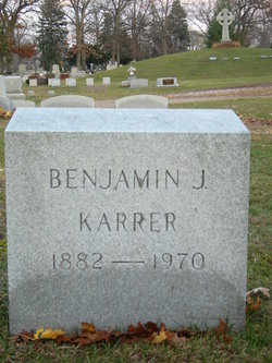 Benjamin J Karrer, Jr
