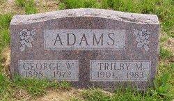 Trilby <i>Thomas</i> Adams