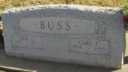 Tina E. <i>Goss</i> Buss
