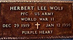 Herbert Herb Lee Wolf