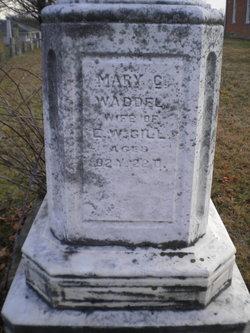 Mary C. <i>Waddel</i> Gill