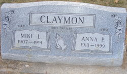 Anna <i>Poos</i> Claymon