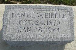 Daniel W. Biddle