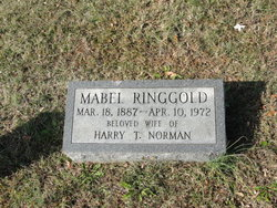 Mabel <i>Ringgold</i> Norman