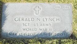 Gerald N Lynch