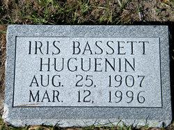 Iris <i>Bassett</i> Huguenin