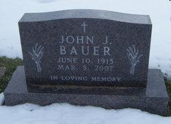 John Jacob Bauer