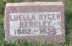 Luella <i>Kyger</i> Berkley