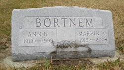 Bertha Anna <i>Andresen</i> Bortnem