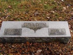 James J Braden