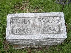 Emily <i>Brown</i> Evans