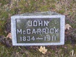 John McCarrick