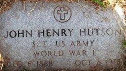 John Henry Hutson