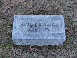 Adaline B. Nesbit