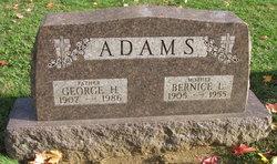 Bernice L. <i>Ruth</i> Adams