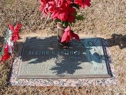 Bertha A Gaither