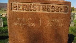 Clara Demarus <i>Kesselring</i> Berkstresser
