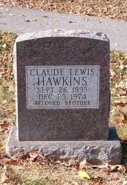 Claude Lewis Hawkins