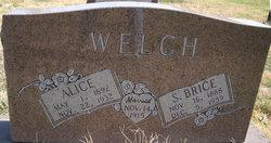 Samuel Brice Welch