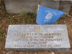 Sylvester Hopkins Martin