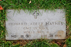 Howard Adley Haynes