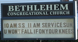 Bethlehem Congregational Church Cemetery