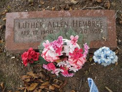 Luther Allen Hembree