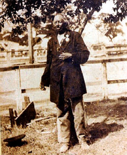Pvt Jack 'Eahtonteube' Amos