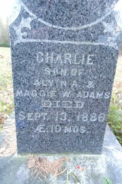 Charlie Adams
