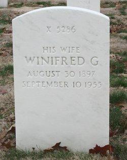 Winifred G Egan
