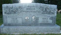 Merle <i>Grover</i> Driggs